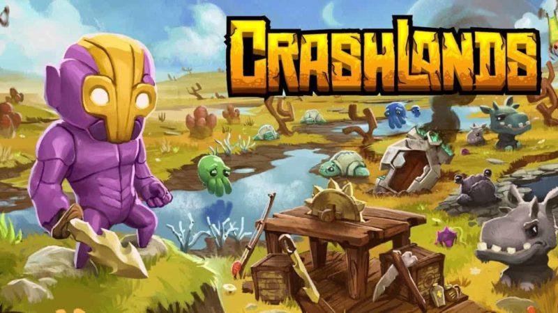Crashlands Mod Apk + Data 1.4.33 (Unlimited Everything) Direct Download