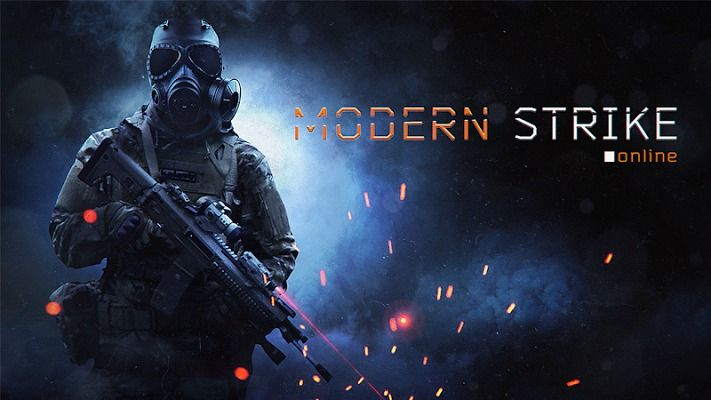 Modern Strike Online 1.43.0 Mod Apk (Unlimited Ammo) Direct Download