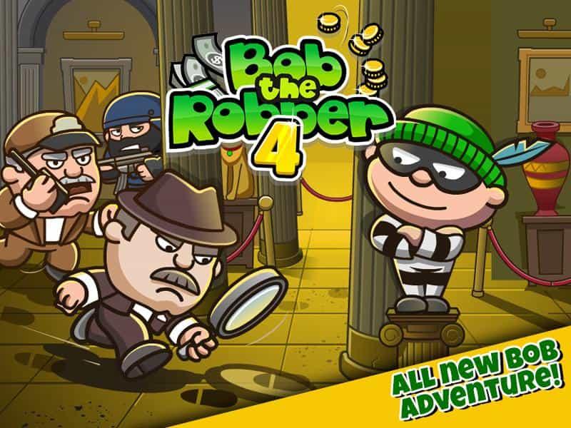 Bob The Robber 4 1.21 Mod Apk (Money) Latest Version Download