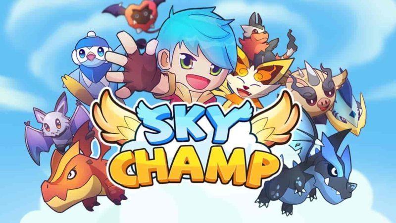 Sky Champ 5.0.5 Mod Apk (Unlimited Money) Latest Version Download