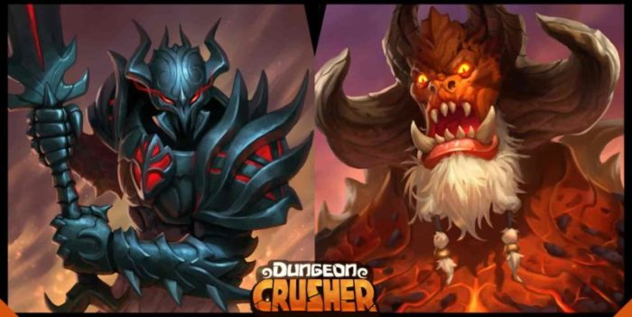 Dungeon Crusher 4.5.1 Mod Apk Hack (Unlimited Gold) Latest Download