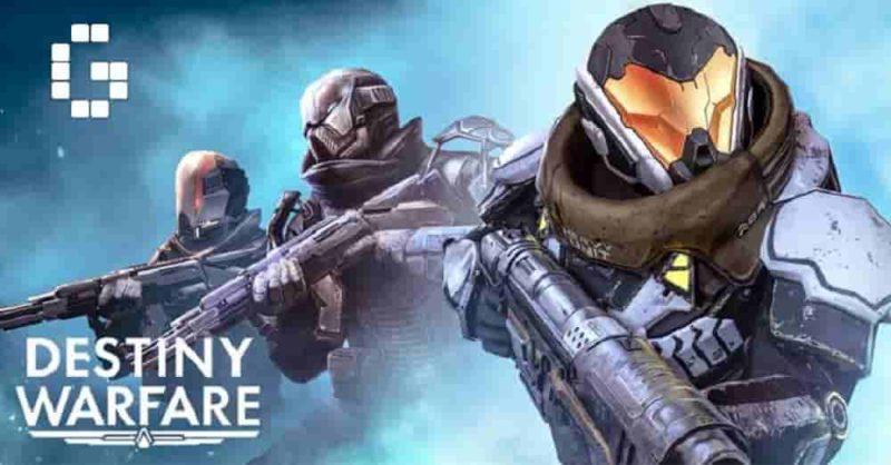 Destiny Warfare: Sci-Fi FPS 1.11.0 b100175 Mod Apk (Unlimited Money) Latest Version Download