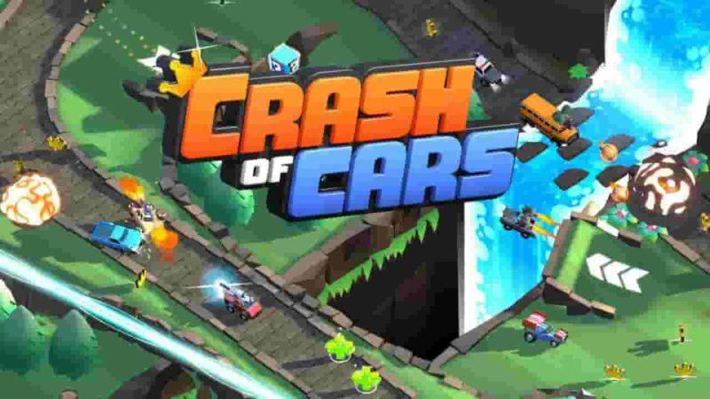 Crash of Cars 1.4.12 Mod Apk + Data (Coins/Gems) Direct Download