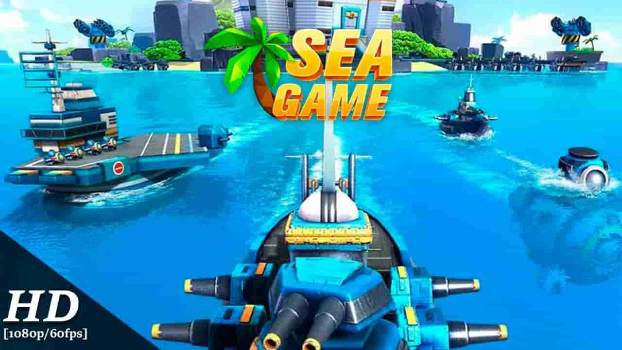 Sea Game 1.9.00 Mod Apk (Unlimited Money) Latest Version Download