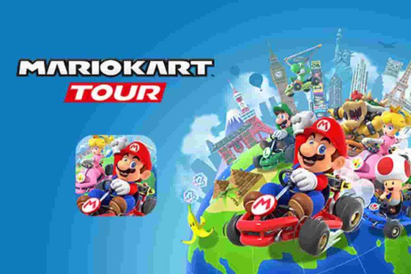 Mario Kart Tour 2.8.1 Mod Apk (Unlimited Coins) Latest Version Download