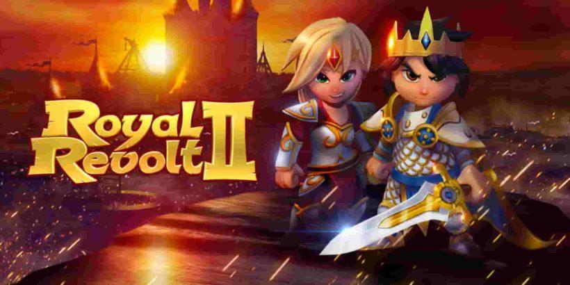 Royal Revolt 2 5.3.0 Mod Apk (Unlimited Money) Latest Version Download