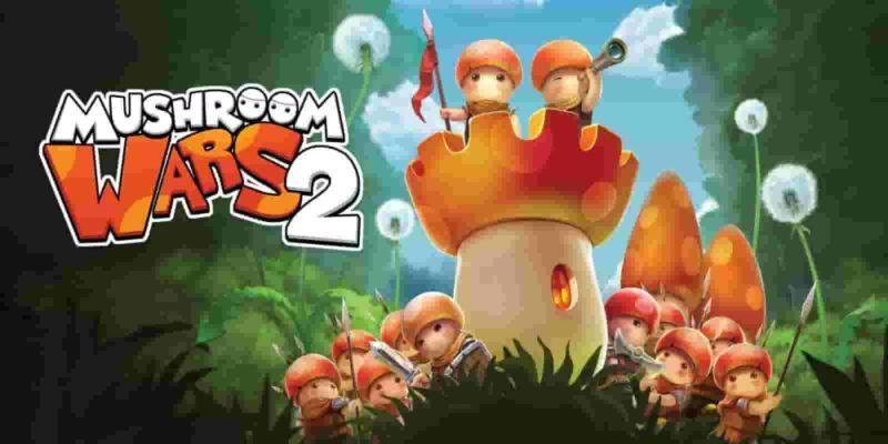 Mushroom Wars 2 3.9.0 MOD APK (Unlimited Money) Latest Download
