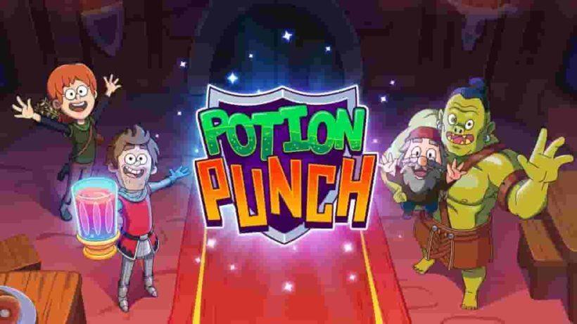 Potion Punch 2 1.7.0 Mod Apk + Data (Unlimited Money) Direct Download