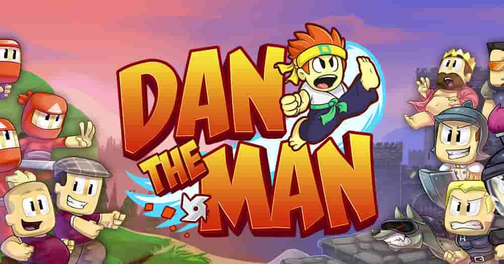 Dan The Man 1.8.04 Mod Apk (Unlimited Money) Latest Version Download