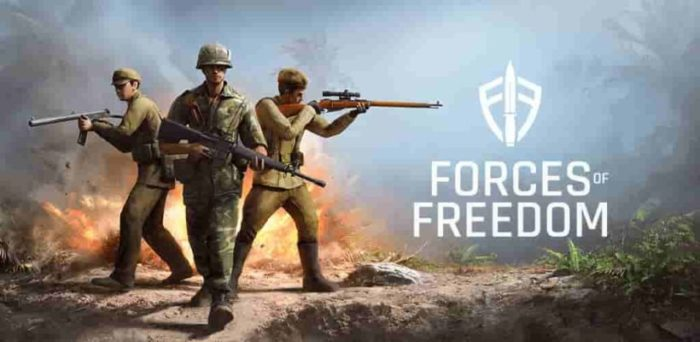 Forces of Freedom 5.7.0 Mod Apk + Data (Unlocked All) Latest Version Download