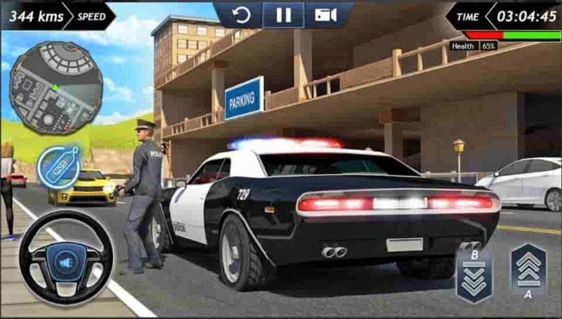 Police Drift Racing 0.0.2 Mod Apk (Unlimited Money) Latest Version Download