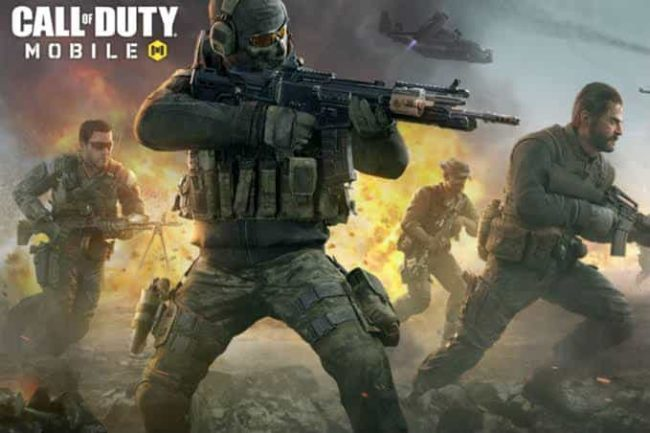 Call of Duty: Mobile Mod Apk + Data 1.0.15 (Infinite Ammo) Latest Download