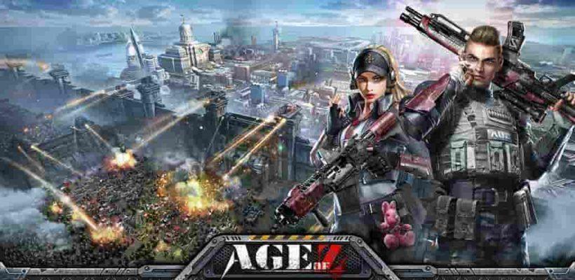 Age of Z Mod Apk + Data 1.2.43 (Unlimited Money) Latest Version Download