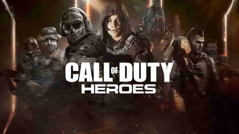 Call of Duty Heroes Mod Apk 4.9.1 (Unlimited Money) Latest Version Download