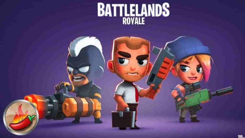 Battlelands Royale Mod Apk 2.8.2 (Unlimited Equipments) Latest Version Download