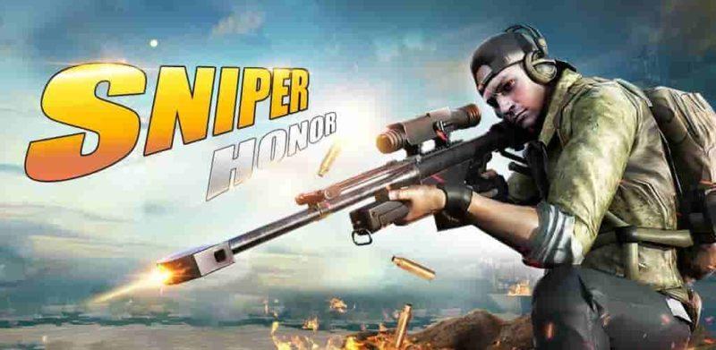 Sniper Honor Mod Apk 1.6.2 (Unlimited Money) Latest Version Download
