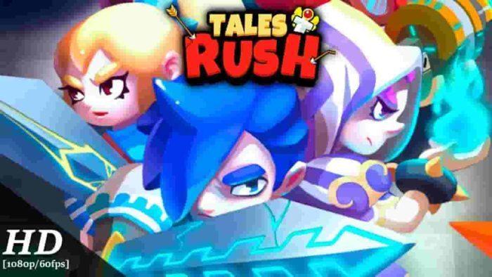 Tales Rush! Mod Apk 1.3.6 (Unlimited Money) Latest Version Download