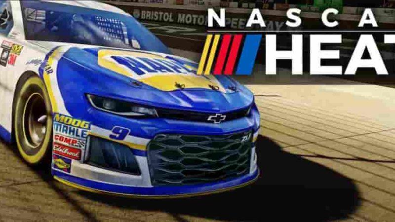 NASCAR Heat Mobile Mod Apk + Data 4.0.0 (Unlimited Money) Latest Version Download