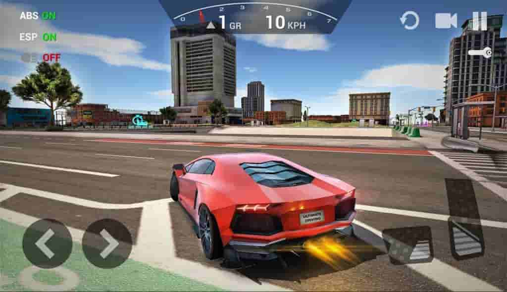 Ultimate Car Driving mod apk