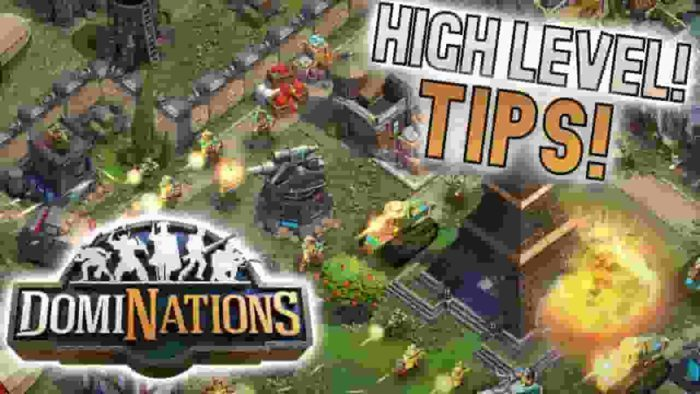 DomiNations 8.820.820 Mod Apk (Free Shopping) Latest Version Download