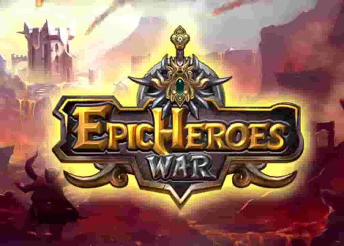 Epic Heroes War 1.11.3.439dex Mod Apk (Unlimited Gold) Download