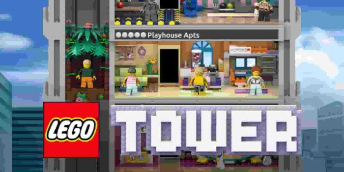 LEGO Tower 1.21.0 Mod Apk (Unlimited Money) Latest Version Download