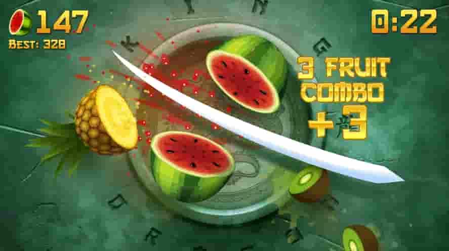 Fruit Ninja Fight Apk