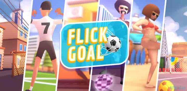 Flick Goal! 1.15 Mod Apk (Unlimited Coins) Latest Version Download