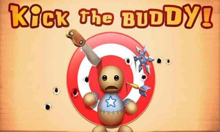 Kick The Buddy 1.0.6 MOD APK (Unlimited Money/Gold) Latest Version Download