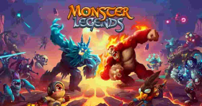 Monster Legends 10.6.2 Mod Apk (Unlimited Money/Gems) Download
