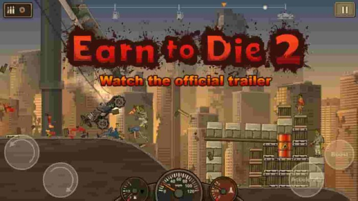 Earn to Die 2 MOD APK 1.4.32 (Unlimited Shopping) Free Download