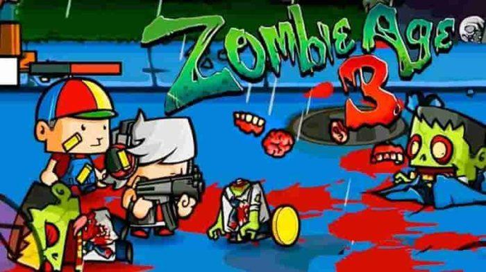 Zombie Age 3 1.6.5 Mod Apk (Money/Ammo) Latest Download