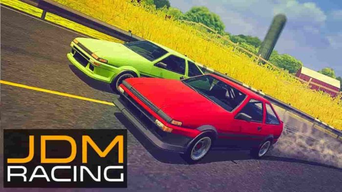 JDM racing 1.5.0 Mod Apk (Unlimited Money) Latest Version Download