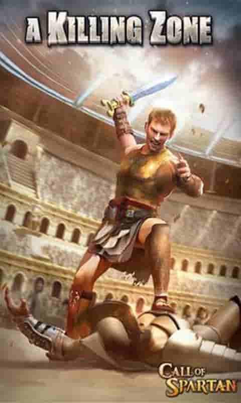 Call of Spartan Apk