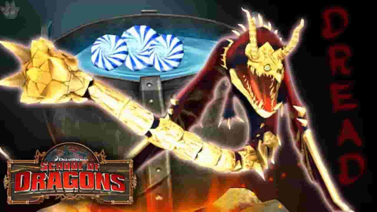 School of Dragons 3.8.2 Mod Apk (God Mode) Free Download