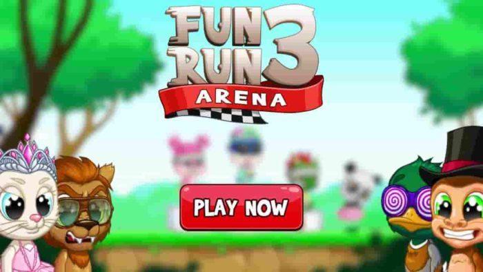 Fun Run 3 Mod Apk 3.5.5 (Fast game speed) Latest Download