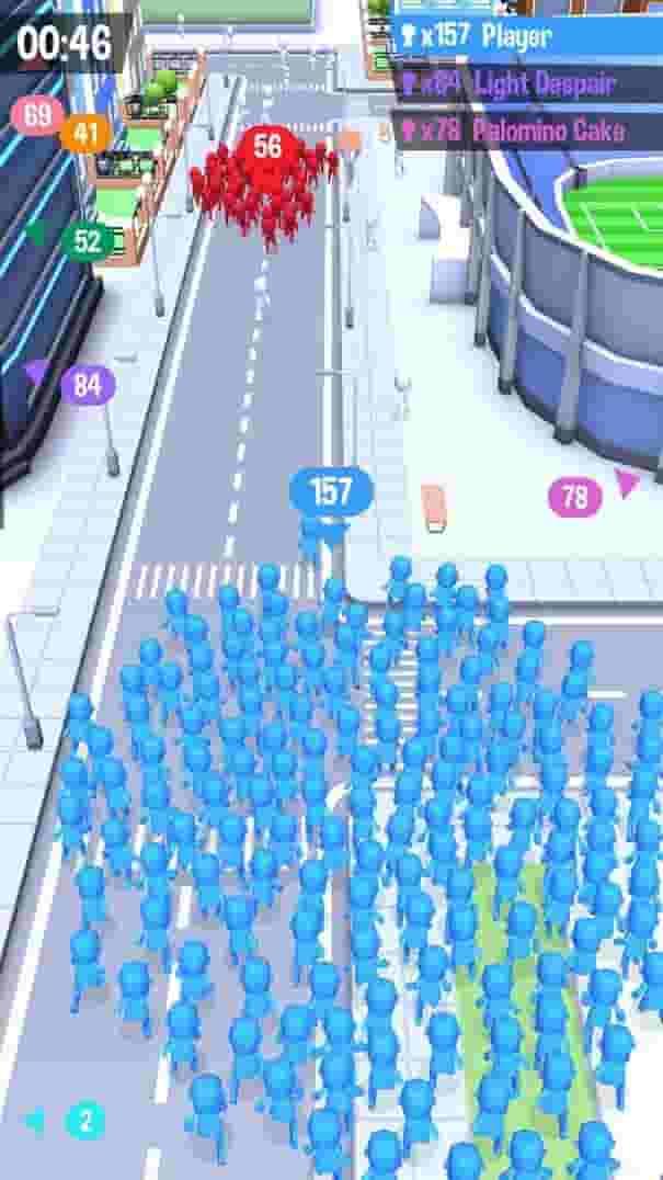 Crowd City Apk