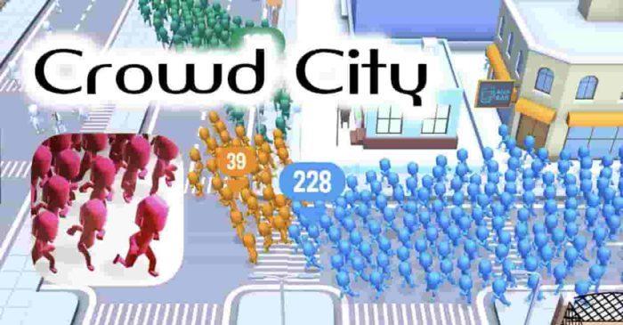 Crowd City Mod Apk