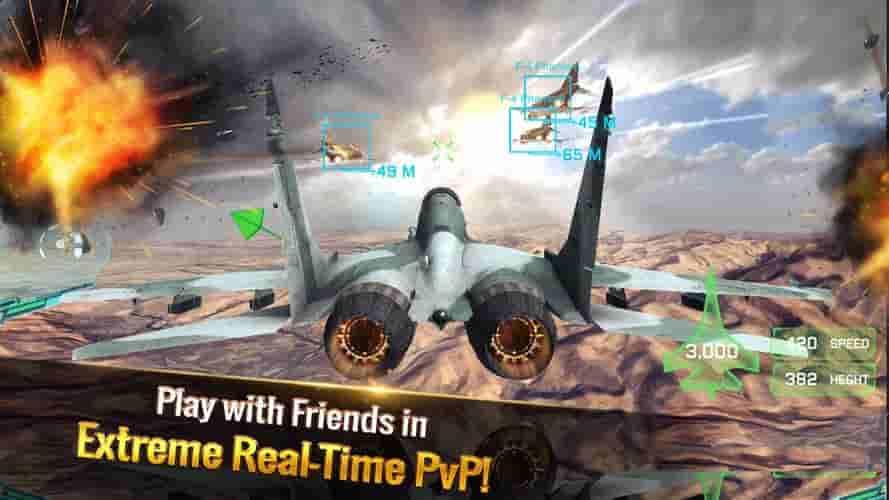Ace Fighter Apk