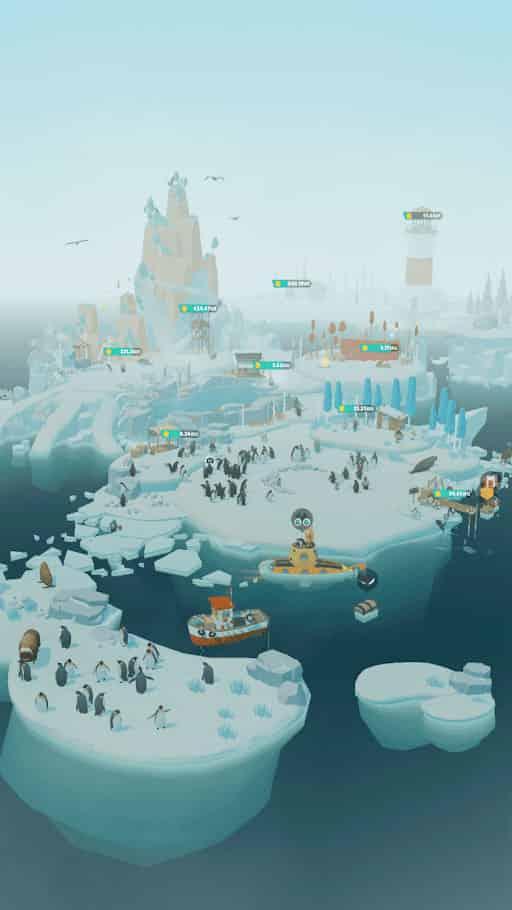 Penguin Isle Apk Download