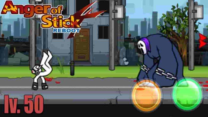 Anger Of Stick 4 Mod APK 1.1.7 (Unlimited Money) Download