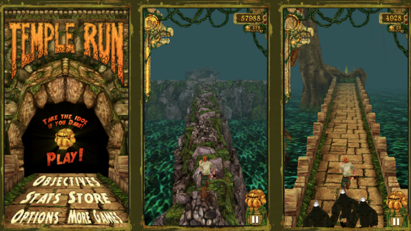 Temple Run Mod Apk 1.18.0 (Unlimited Money) Latest Download