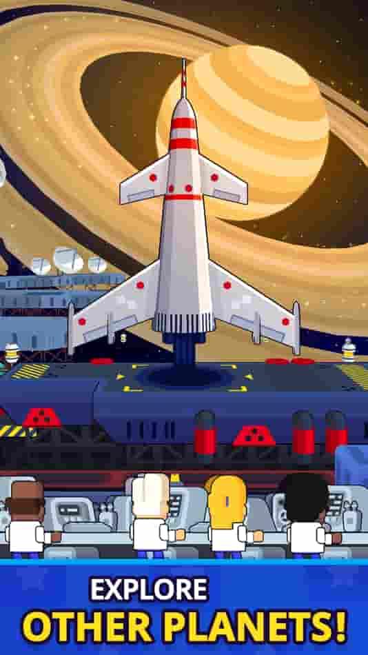 Rocket Star mod apk
