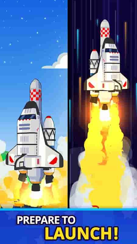 Rocket Star apk mod