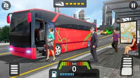 City Coach Bus Simulator MOD APK