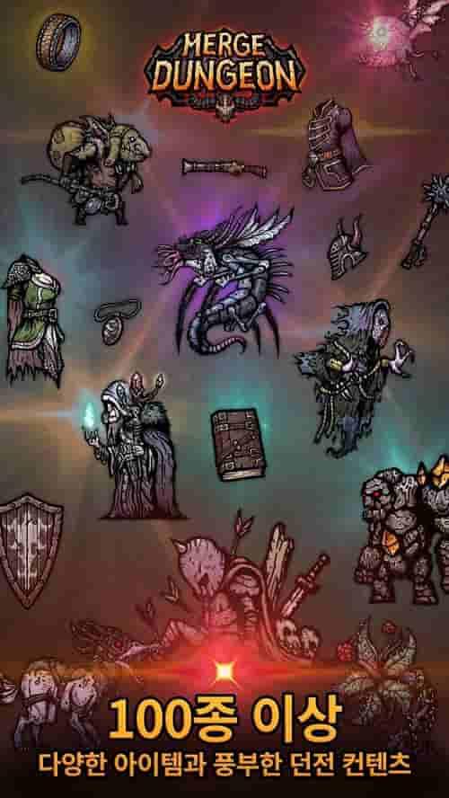 Merge Dungeon Mod Apk