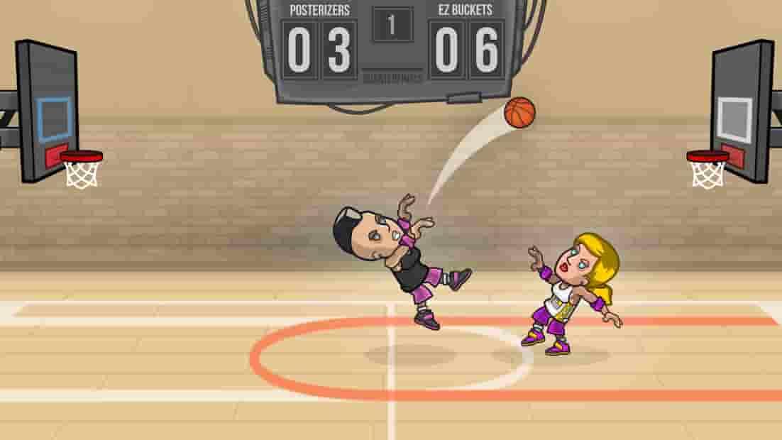 Basketball Battle MOD APK