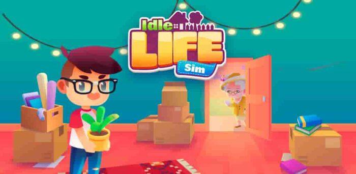 Idle Life Sim Mod APK 1.3.1 (Unlimited Money) Download 2020