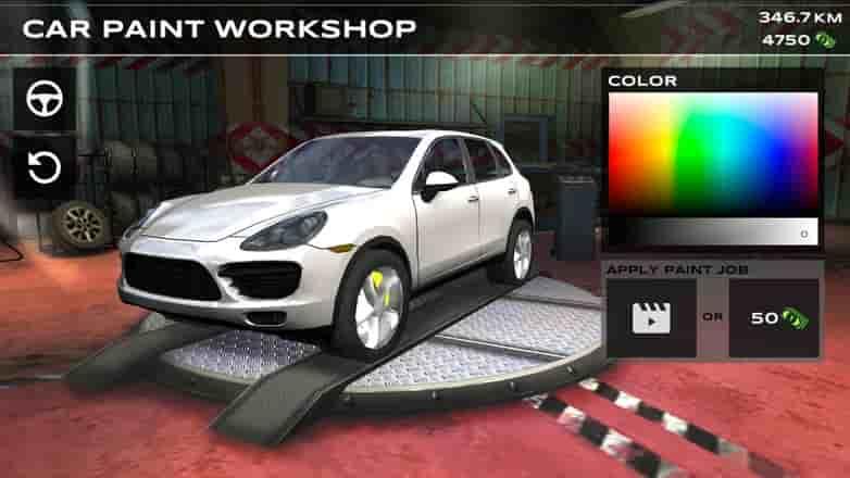 Extreme SUV Driving Simulator Mod Apk