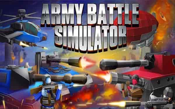 Army Battle Simulator Mod APK 1.2.70 (Unlimited Gems) Download